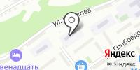 Детский сад №181 на карте