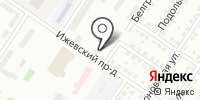 Салон красоты на Белградской на карте