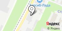 Запсибремонт на карте