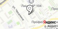 Автосалон №1 на карте