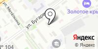 Диодикс на карте