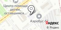 Детский сад №162 на карте
