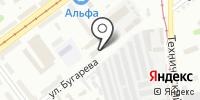 Ферумстиль на карте