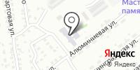 Новокузнецкий дом-интернат для престарелых и инвалидов №1 на карте