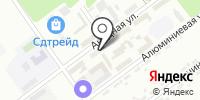 Де Стейл Композит на карте