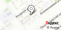 КузнецкАвтоКрас на карте