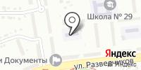 Детская музыкальная школа №40 на карте