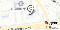 Детский сад №43 на карте