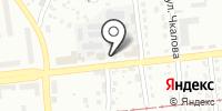 Твид на карте