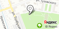 Управление по защите населения и территории г. Новокузнецка по Орджоникидзевскому району на карте