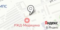 Отделенческая поликлиника ст. Абакан на карте