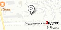 Причал на карте