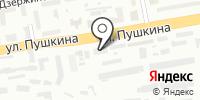 Пора покушать на карте