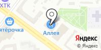 Армада на карте