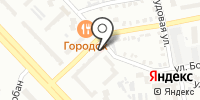 Вивап-Дент на карте