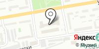 ОдиС на карте