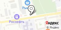 Аккумуляторные центры на карте