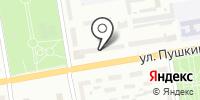 Магазин детской обуви на Пушкина на карте