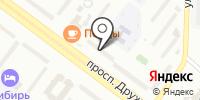 Icom на карте