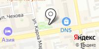 Эммануэль на карте