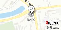 Хакасское книжное издательство на карте
