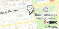 Контрольно-счетная палата Республики Хакасия на карте