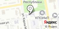 Хакасская республиканская детская библиотека на карте