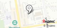 Мангуст на карте