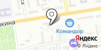 Автостоянка-сервис на карте