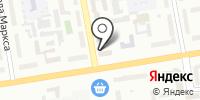 Межрегиональная распределительная компания Сибири на карте