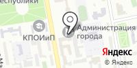 Управление по делам ГО на карте