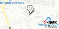 Абаканский Завод Механической Обработки на карте