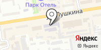 Хакасский колледж профессиональных технологий на карте