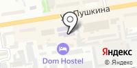 ДатаКрат на карте