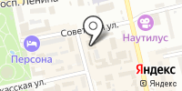 Радимир сервис на карте