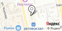 Участковый пункт полиции №8 на карте