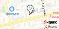 Учебно-методический центр ГО и ЧС Республики Хакасия на карте