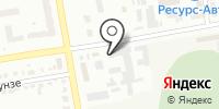 Сибнефть-Саяны на карте