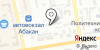СибЛайн на карте