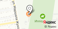 Ипподром на карте