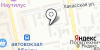 Центр профессиональной подготовки на карте