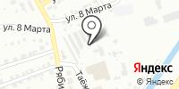 ПРоН на карте