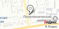 Швейные машины на карте