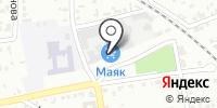 Абаканская на карте