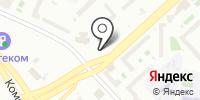Магазин бытовой химии на ул. Ястынской на карте