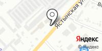 Рамп на карте