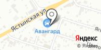 АртАвто на карте