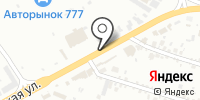 Шиномонтажная мастерская на Ястынской на карте