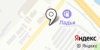 Автобистро на карте