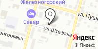 ГУССТ №9 при Спецстрое России на карте